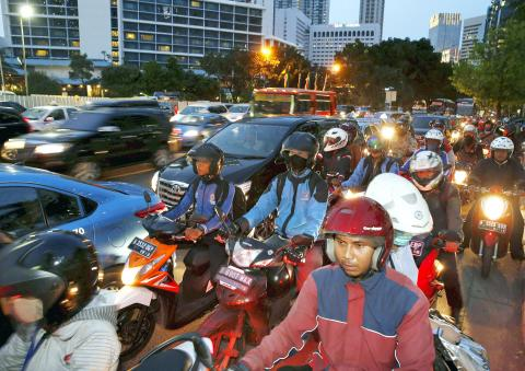 インドネシア 海外進出