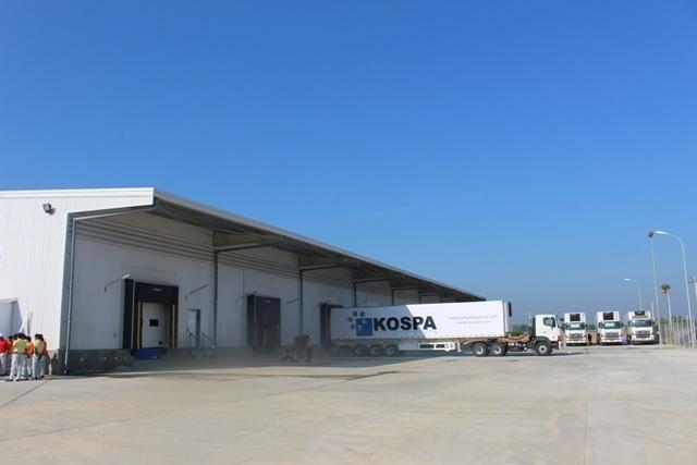【880】ミャンマー-国分株式会社ミャンマーに低温物流センターを稼働2