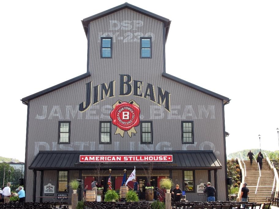 【514】サントリーがアメリカのウイスキー大手ビームを買収