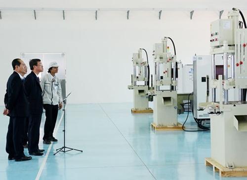 【542】ベトナム-0218-日本企業が第2工場を建設