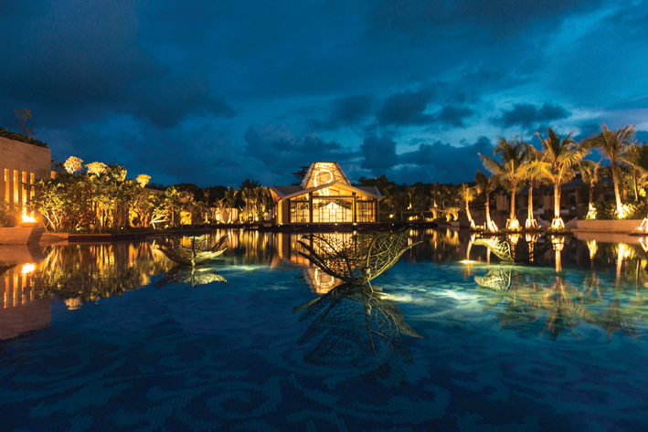 【バリ島】The Mulia,Mulia Resort & Villas