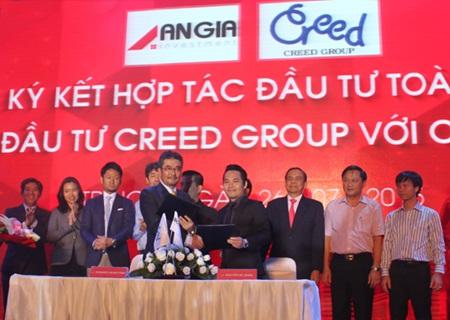【857】ベトナム‐ホーチミン不動産開発に向け日本クリードグループが全面協力