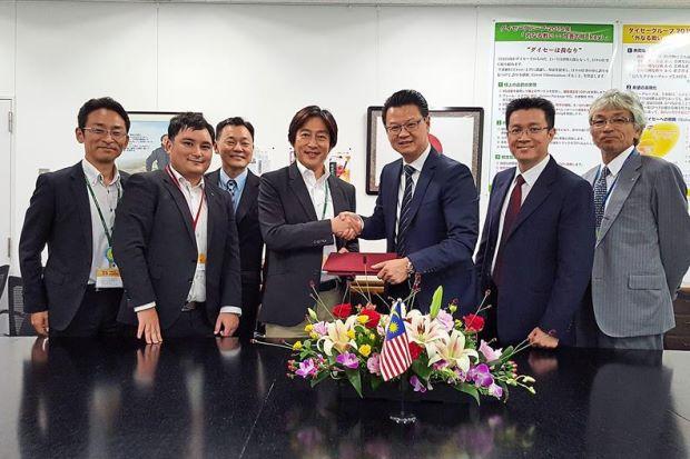 【867】日本大手運送会社と共同事業拡大