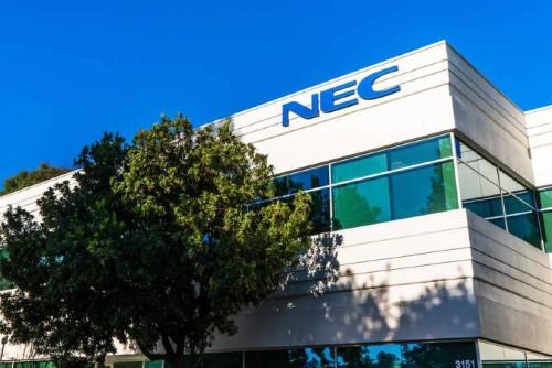 NECイギリス